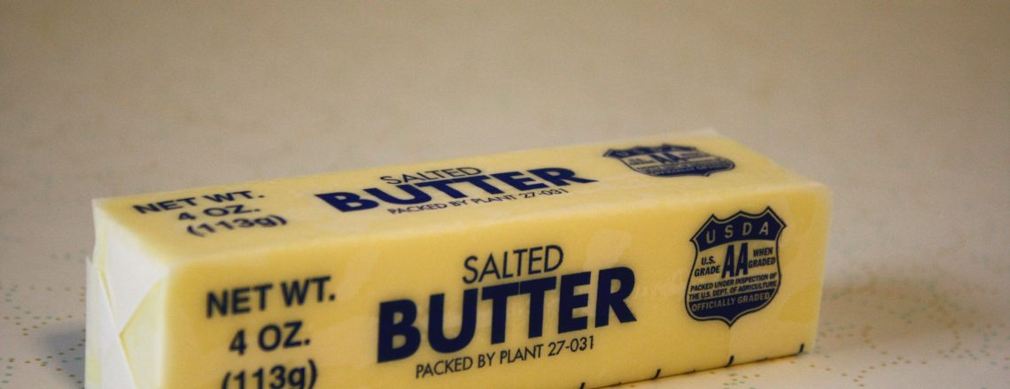 Butter is healthy in moderation